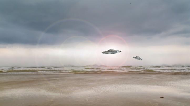 UFO Clouds